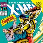 Uncanny X-Men (1963) #279 Cover