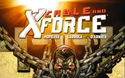 CABLE AND X-FORCE 6 (NOW, WITH DIGITAL CODE)