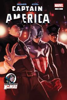 Captain America (2004) #611
