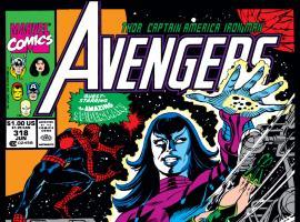 Avengers (1963) #318 Cover