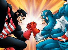 Follow the History of Captain America Pt. 22