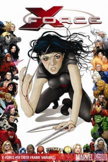X-Force (2008) #18 (70TH FRAME VARIANT)