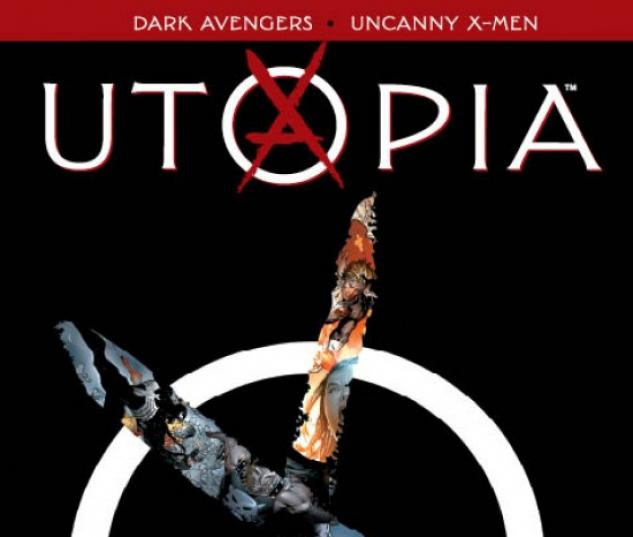 DARK AVENGERS/UNCANNY X-MEN: UTOPIA #1 (2ND PRINTING VARIANT)