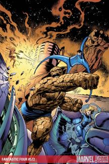 Fantastic Four (1998) #572