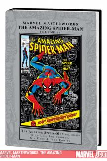 Marvel Masterworks: The Amazing Spider-Man Vol. 11 (Hardcover)