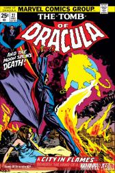 Tomb of Dracula #27 