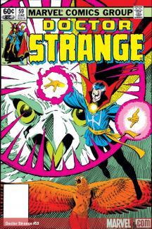 Doctor Strange (1974) #59