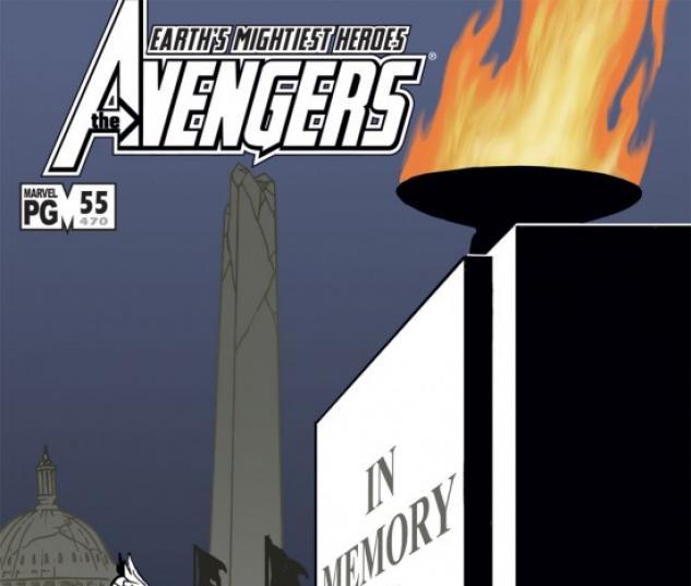 Avengers #55