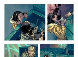 NYX: NO WAY HOME #1 preview art
