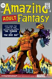 Amazing Adult Fantasy #9 