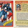 Captain America, Card #1