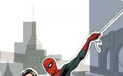STAN LEE MEETS SPIDER-MAN (2008) #1 COVER