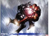 Invincible Iron Man (2008) #11 Wallpaper