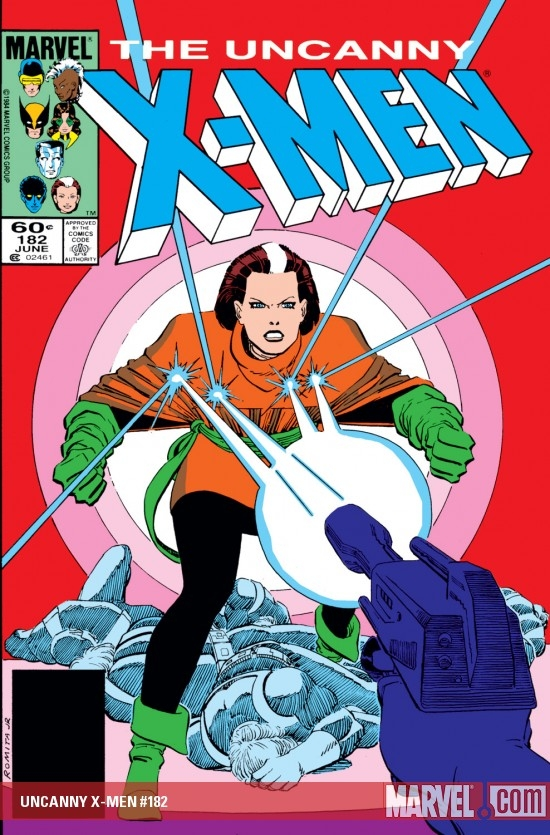 UNCANNY X-MEN #182
