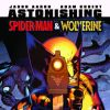 ASTONISHING SPIDER-MAN & WOLVERINE #2 cover by Adam Kubert