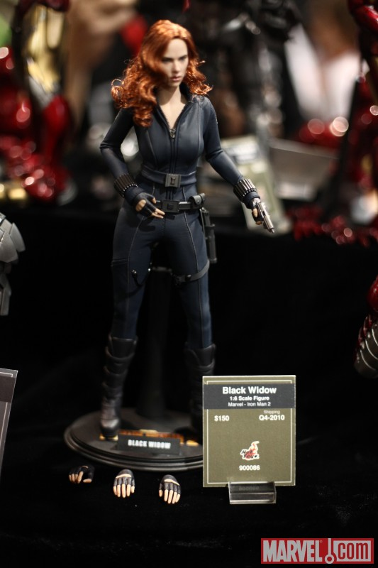 Black Widow from Iron Man 2 from Sideshow Collectibles