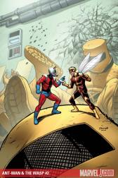 Ant-Man &amp; the Wasp #2 