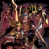 New Mutants (2009) #29 cover by David Lafuente