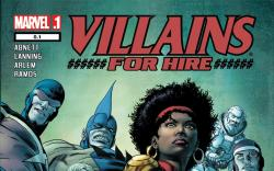 Villains for Hire (2011) #0.1