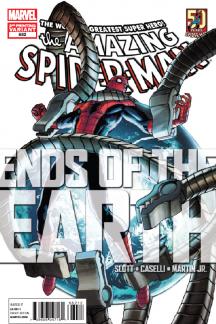 Amazing Spider-Man #682  (2nd Printing Variant)