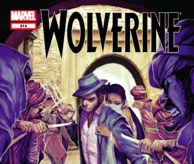 WOLVERINE 314 (WITH DIGITAL CODE)