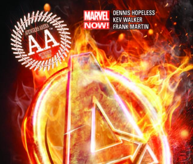AVENGERS ARENA 3 2ND PRINTING VARIANT (NOW)
