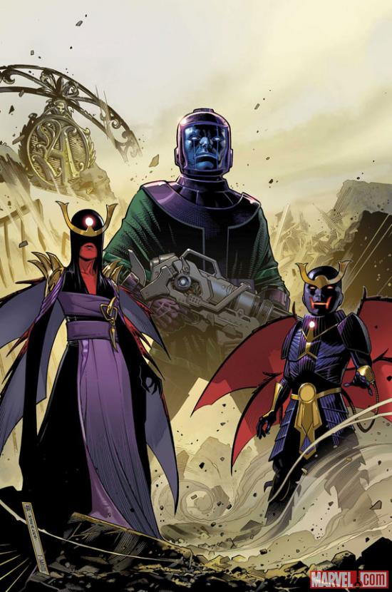 Uncanny Avengers Enter Age of Ultron!