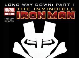 Invincible Iron Man (2008) #516