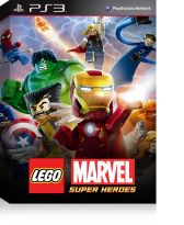 LEGO Marvel Super Heroes on PlayStation 3