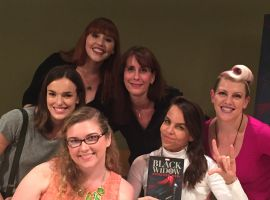 Women of Marvel - Ep 68 - Black Widow Book Tour