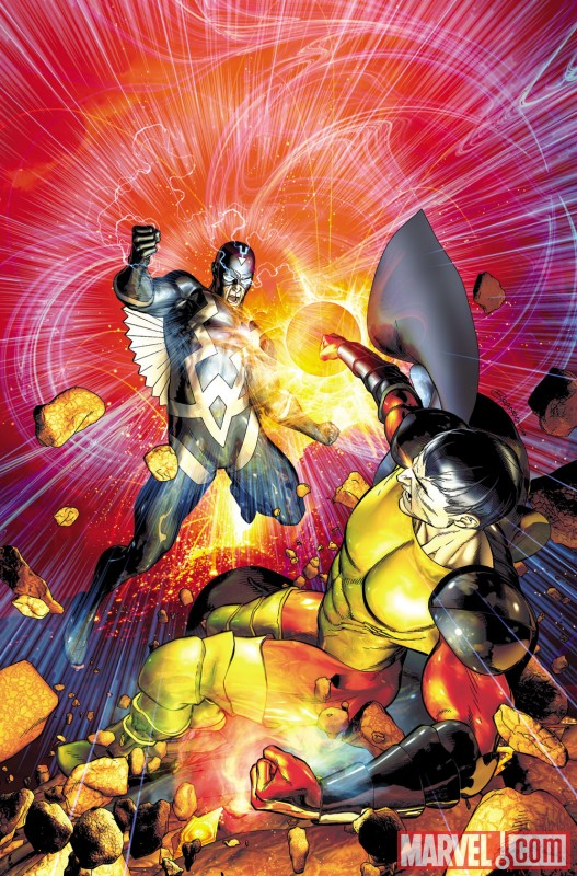 Image Featuring Black Bolt