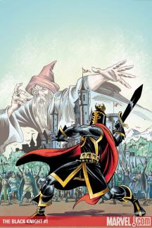 The Black Knight (2009) #1