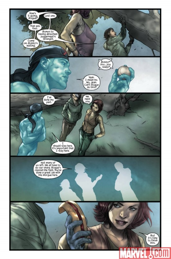 ULTIMATUM: X-MEN REQUIEM, page 6