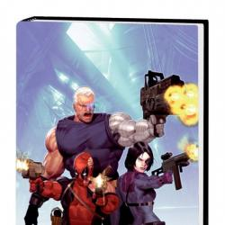 X-Force/Cable: Messiah War (2009 - Present)