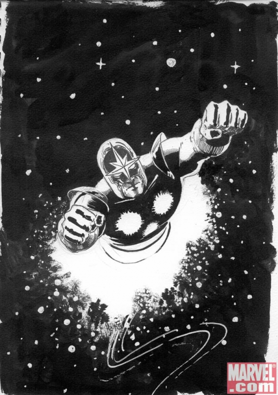Nova by Don Kramer from Ben Morse's personal collection