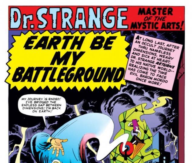 Strange Tales #134