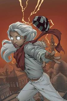 Ororo: Before the Storm (2005) #1