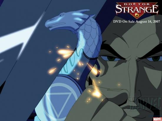 Dr. Strange: Strange Close Up