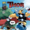 THOR AND THE WARRIORS FOUR #2 cover by Gurihiru