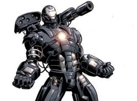 War Machine by Mike Deodato