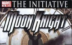 MOON KNIGHT #12 (2006) cover