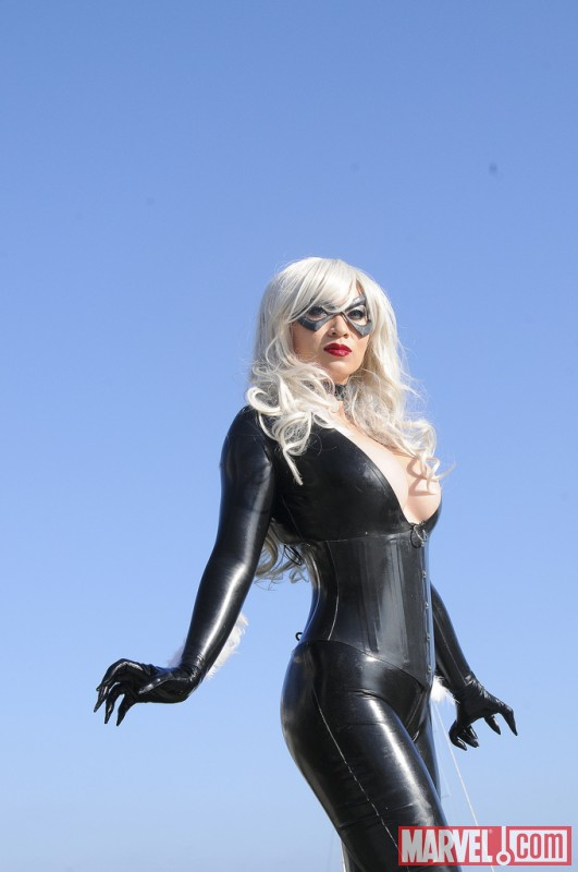 Yaya Han as Black Cat