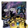 Avengers &amp; The Infinity Gauntlet #1 preview art by Brian Churilla
