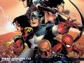 Young Avengers (2005) #12 Wallpaper