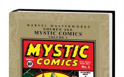 Marvel Masterworks: Golden Age Mystic Comics Vol. 1 HC