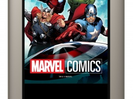 "Marvel Digital Graphic Novels on NOOK Tabletâ""¢"