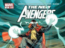 New Avengers (2004) #58