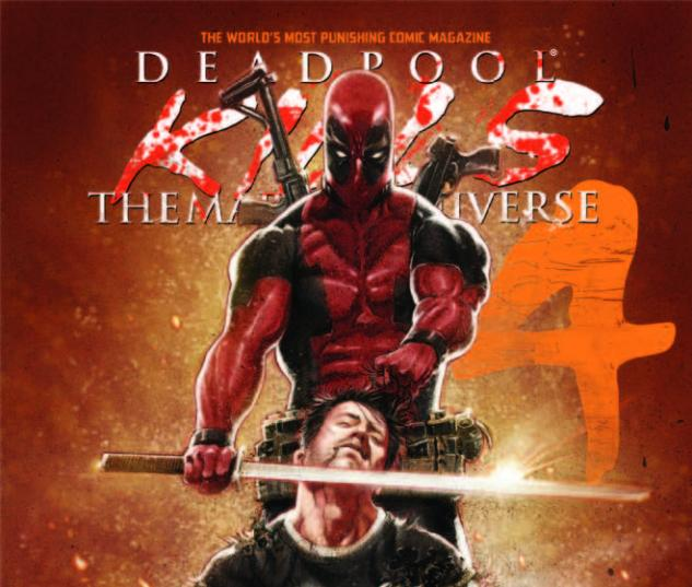 DEADPOOL KILLS THE MARVEL UNIVERSE 4