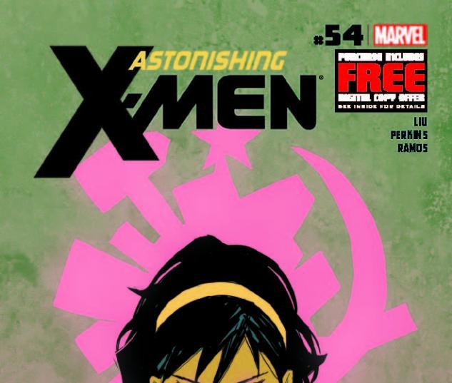 ASTONISHING X-MEN 54 (WITH DIGITAL CODE)