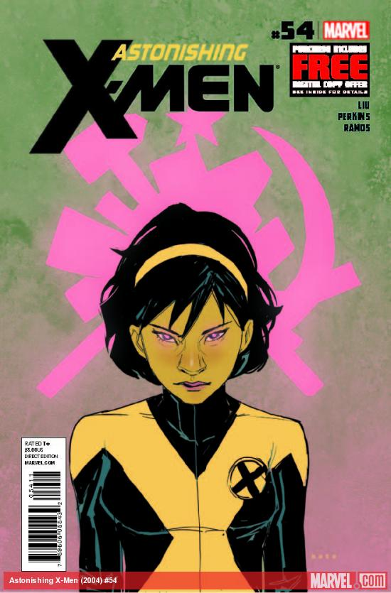 ASTONISHING X-MEN 54 (WITH DIGITAL CODE)